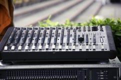 Amplifikator Obraz Stock