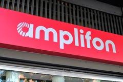 Amplifonwinkel royalty-vrije stock afbeeldingen