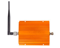 Amplifying signal repeater for GSM cellular phone Stock Photos