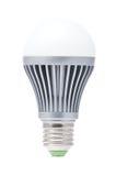 Ampola do diodo emissor de luz Fotografia de Stock Royalty Free