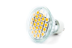 Ampola do diodo emissor de luz Foto de Stock