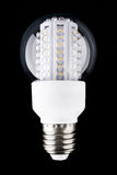 Ampola do diodo emissor de luz Imagens de Stock