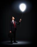 Ideias e faculdade criadora no negócio Foto de Stock Royalty Free