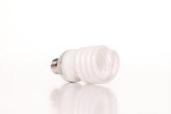 Ampola fluorescente Foto de Stock