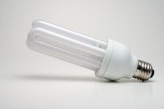 Ampola fluorescente Imagem de Stock