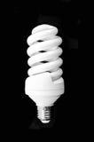 Ampola fluorescente da economia de energia Imagem de Stock Royalty Free