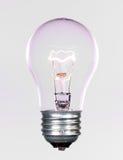 Ampola Incandescent Foto de Stock