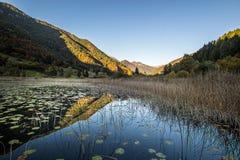 Ampola jezioro Obrazy Royalty Free