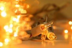 Ampolas de Natal imagem de stock royalty free