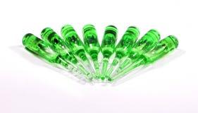 Ampollas Foto de archivo libre de regalías
