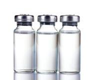 Ampollas médicas Foto de archivo libre de regalías