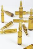 Ampollas médicas Imagen de archivo
