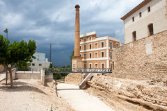 Amposta, Spain Stock Photography