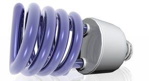Ampoule économique Image stock