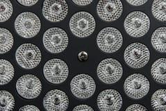 Ampoule économiseuse d'énergie de DEL Photo libre de droits