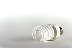 Ampoule économiseuse d'énergie Méthode moderne d'éclairage Images stock