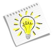 Ampoule électrique Photos stock