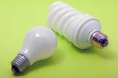 ampoule électrique Photos libres de droits