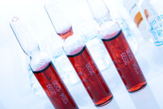 Ampoule stock photography