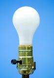 Ampoule classique Photo stock