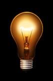 ampoule classique Image stock