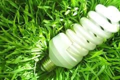Ampoule d'économie images stock