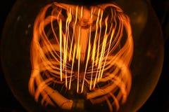 Ampoule d'Edison Photos stock