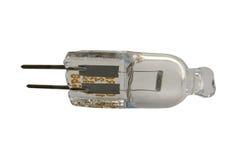 Ampoule d'halogène Photos stock