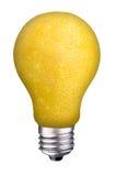 ampoule de citron photographie stock libre de droits