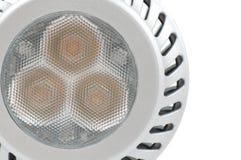 Ampoule de DEL photographie stock libre de droits