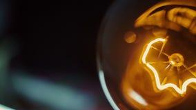 Ampoule de filament Image libre de droits