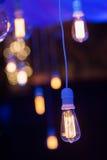 Ampoule de lampe Photographie stock