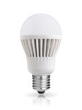 Ampoule de LED images libres de droits