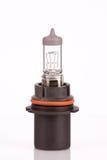 Ampoule de phare d'automobile photographie stock libre de droits