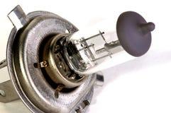 Ampoule de phare de véhicule Photo libre de droits