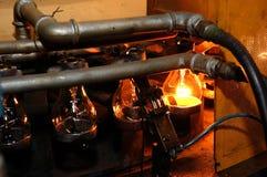 Ampoule de production Images libres de droits