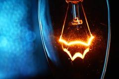 Ampoule de tungstène photos stock