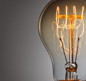 Ampoule de vintage image stock
