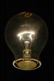 Ampoule en fonction Images stock