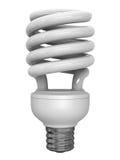 Ampoule fluorescente Images stock