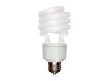 Ampoule fluorescente compacte Photos stock