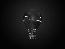 Ampoule incandescente Photographie stock