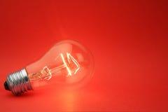 Ampoule lumineuse Photo libre de droits