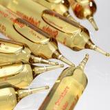 Ampoule (médecine) Photos stock