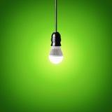 Ampoule menée photo stock