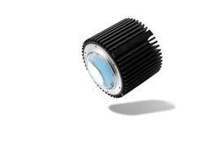 Ampoule menée industrielle Photographie stock