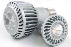 Ampoule menée Photographie stock libre de droits