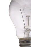 Ampoule menteuse Photo stock