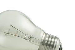 Ampoule menteuse Images libres de droits