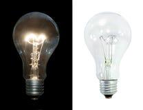 ampoules électriques Image stock
